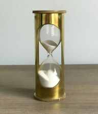 Vintage Sand Timer Nautical Maritime Sand Timer Home Decor Office Decor