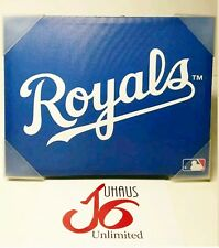 MLB 2015 Champion Kansas City Royals Wall Art...!