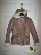 "NWT women's ""Levi's"" Sherpa coat - size Small - ret. $250"