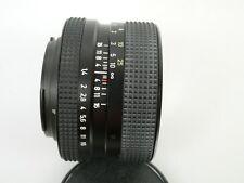 Rollei HFT Planar 1,4/50 Nr. 4500738 für for Rollei und Voigtländer QBM