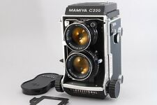 【AB Exc+】 Mamiya C220 Professional w/SEKOR DS 105mm f/3.5 Lens From JAPAN #2575