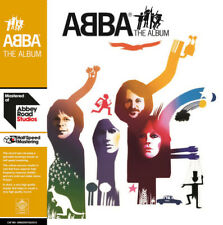 ABBA The Album 40th Anniversary Half Speed Mastered 2 X Vinyl LP
