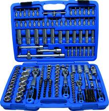 BGS Steckschlüssel-Satz SAE Zoll Schrauben192-tlg Werkzeuge Werkzeugkoffer Zol