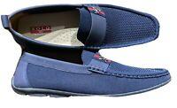 Solo Capri 100 Men Navy Comfort Shoes     13     New