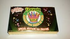 Crayola Crayons 100 Year Anniversary Special Edition Gold Box (Brand New)