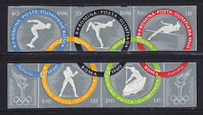 Briefmarken aus Europa mit Olympische Spiele-Motiv als Satz