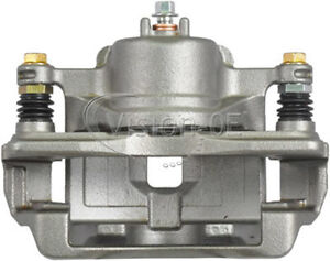 Disc Brake Caliper-Caliper with Installation Hardware Front-Left/Right Reman