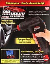 Air Hawk Pro - Kompressor - 8-teilig - elektrische Luftpumpe - aus TV - B-Ware