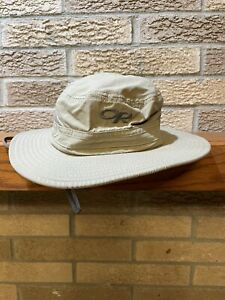 OR Outdoor Research Seattle Sombrero Brim Insect Sheild Sun Hat Adult Sz Medium