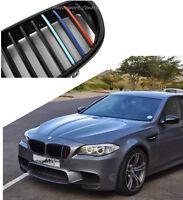 BMW Kidney Grill M Sport Colour Stripes Sticker Vinyl Decal M3 E39 E46 E90 E60 G