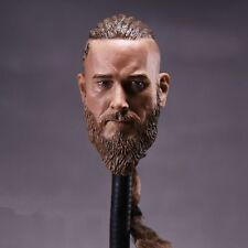 Solider Head Male 1/6 Scale Movie Star Action Figure Head Sculpt Head Carving