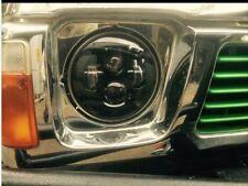 GQ Patrol 7inch LED headlight headlamp x 2 new projector lens high Output