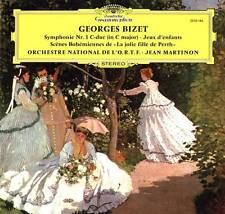 LP BIZET SYMPHONIE NR. 1 JEAN MARTINON ORCHESTRE NATIONAL DE L' O.R.T.E. DGG