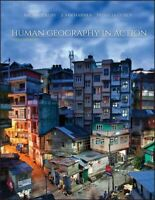 Human Geography in Action, Paperback by Kuby, Michael; Harner, John; Gober, P...