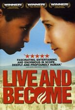 Live and Become [New DVD] Dolby, Digital Theater System, Subtitled
