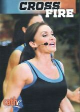 CATHE FRIEDRICH CROSS FIRE CROSSFIRE ADVANCED WORKOUT EXERCISE DVD NEW SEALED