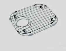 Madeli Strainer Kitchen Sink Protector Bottom Grid Stainless Steel SBG4233 15x11