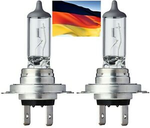 Flosser Rally H7 80W 12070 Two Bulbs Head Light High Beam Off Road High Wattage