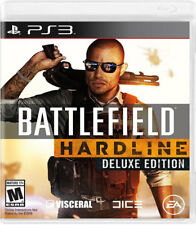 Battlefield Hardline Deluxe PS3 New PlayStation 3, Playstation 3
