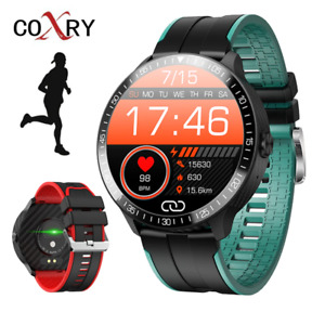 COXRY 2021 MT16 1.4 Inch Smart Watch Men Women Full Touch Multi-Sport Mode