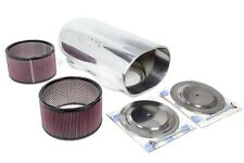 Dual Dominator Scoop w/ Filters - Polished BLOWER DRIVE SERVICE SC-9003