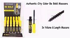 City Color BLACK Volume Mascara - 3X Extreme Volume & Length Mascara *US SELLER*