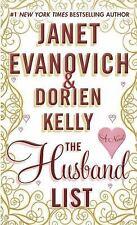 The Husband List, Kelly, Dorien, Evanovich, Janet, Good Condition, Book
