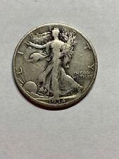1934 WALKING LIBERTY HALF DOLLAR COIN Silver P Philadelphia 90% Silver #1