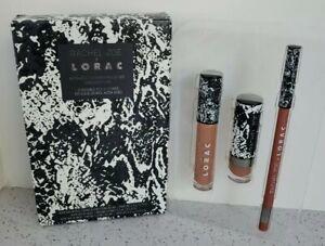 Rachel Zoe x Lorac Alter Ego Golden Era Lip Set in Seriously Chic Lipstick