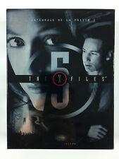 The X Files L'intégrale Saison 5 Coffret DVD Edition Limitée