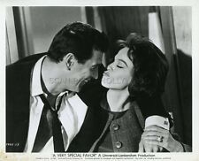 ROCK HUDSON LESLIE CARON A VERY SPECIAL FAVOR 1965 VINTAGE PHOTO ORIGINAL #6