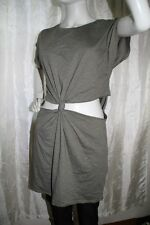 dgoodthings SALE:new simply sexyTOPSHOP cut-out tunic in khaki(EUR40/US8/UK12)