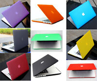 For Apple MacBook Pro 15 A1398 Retina Matte Hard Case Cover Shell Protector Gift