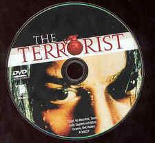 The Terrorist DVD Hindi Dharker Movie Sri Lanka Suicide Mission Sivan NO CASE