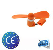mini mobile fan mini USB fan for iphone ipad Mini usb fan with 2 wings portable
