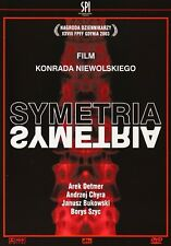 Symetria (DVD) Konrad Niewolski (Shipping Wordwide) Polish film