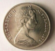 1976 AUSTRALIA 10 CENTS - High Quality Coin - FREE SHIP - Bin #308