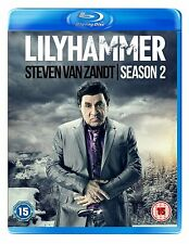 LILYHAMMER con Steven Van Zandt Stagione 2 BOX BLURAY in Inglese NEW .cp