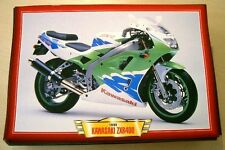 KAWASAKI ZXR400 ZXR 400 MODERN CLASSIC MOTORCYCLE SPORT BIKE 1990'S PICTURE 1999