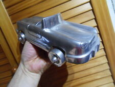 Press Paper Car Jaguar Streamline Design Car Aluminum Deco Automobilia