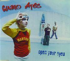 CD Maxi-Guano convincerci-Open Your Eyes - #a2689