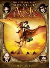 The Extraordinary Adventures of Adèle Blanc-Sec [New DVD]