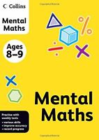 Collins Mental Maths Collins Practice Ages 8-9