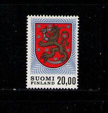 FINLANDIA/ FINLAND 1978 MNH SC.470A Finnish Coat Arms