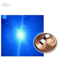 "20 SMD LEDs PLCC-2 3528 BLAU Typ ""WTN-PLCC2-500b"" blue bleue azzurro blauw azul"