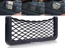 2X Car/Van Net Storage Bag Pocket Organizer holder Sony Ericsson/iPhone/MP3/MP4
