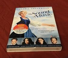 The Sound Of Music Live With Carrie Underwood With Movie DVD Documentary