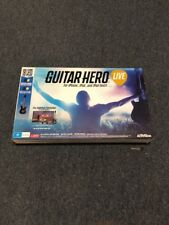 Guitar Hero Live Guitar Bundle For iPhone, iPad And iPod AUS Version BRAND NEW