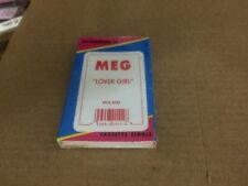 MEG LOVER GIRL HOT  RECORDS FACTORY SEALED CASSETTE SINGLE