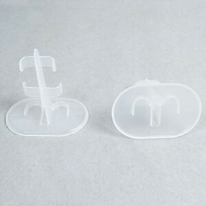 20/40 Clear Doll Stand Support For Barbie Doll Display Prop Up Model Accessories